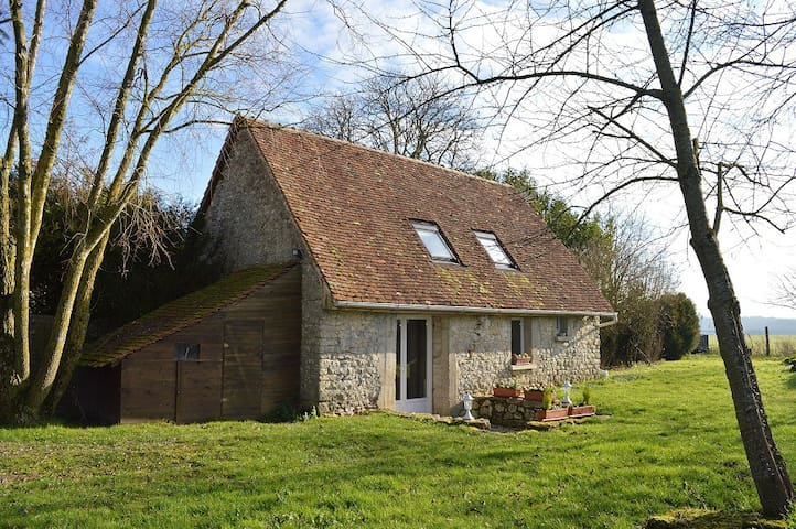 Proche Zoo de Beauval et des Chateaux de la Loire - Pontlevoy - Huis