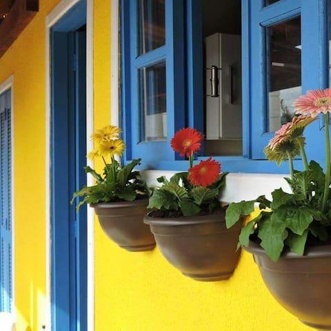 Casas para temporada na Praia do Santinho/Ingleses