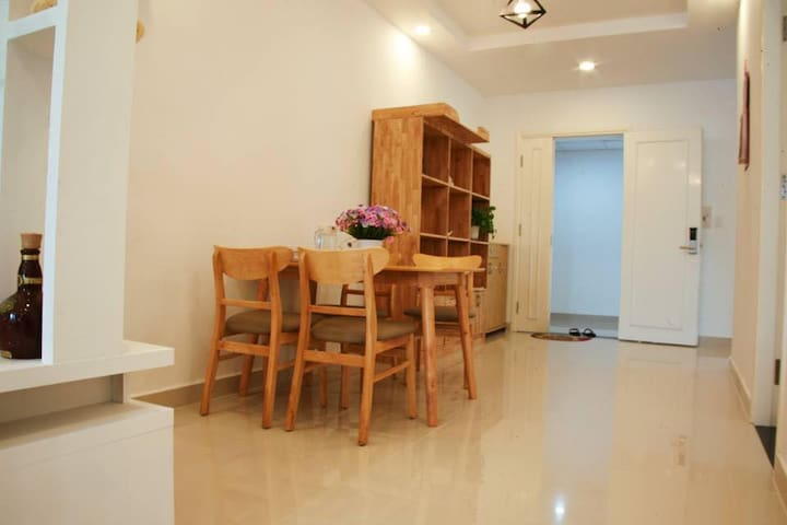 with comfortable large space, you can enjoy this place like your home