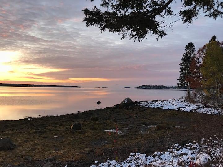 East of Acadia