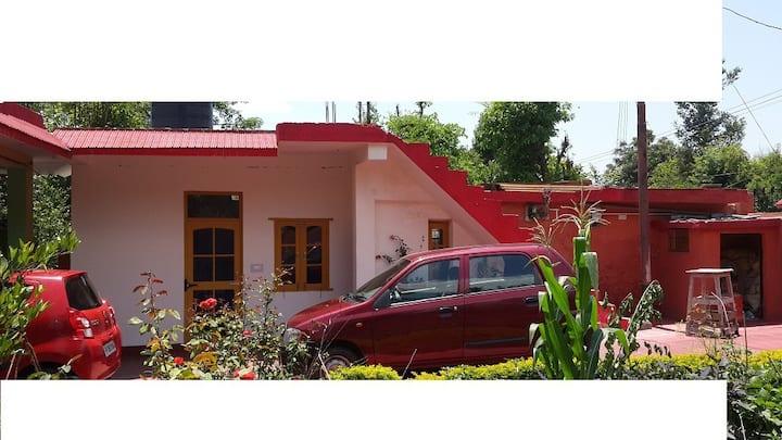 Dharamsala - Furnished 2 Room set with kitchen