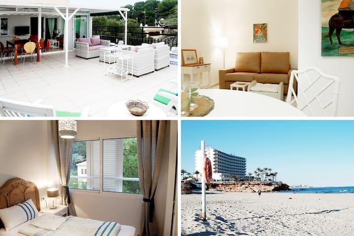 Exclusive penthouse / Rooftop / 280m beach / Zenia - Orihuela - Byt