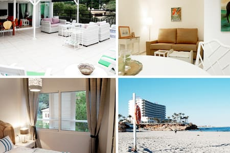 Exclusive penthouse / Rooftop / 280m beach / Zenia - Orihuela - Wohnung
