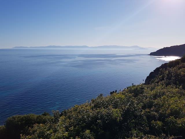 Capitana, Sardinia, 30m from sea, Summer/Winter
