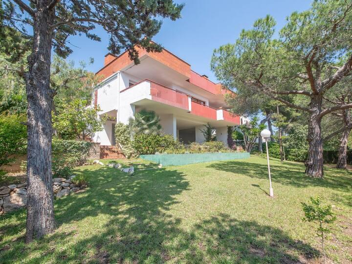 TH126 Maison de 4 chambres très proche de la plage