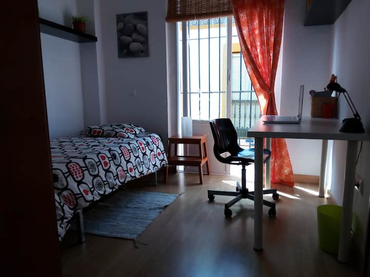 Charming apartment in  Seville City Centre!