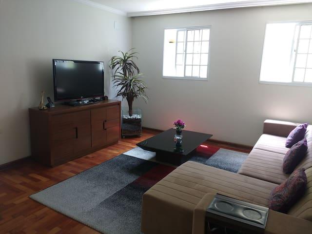 Residência confortável próxima ao centro