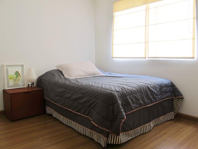 Double bed. Magdalena. - Lima - Apartament