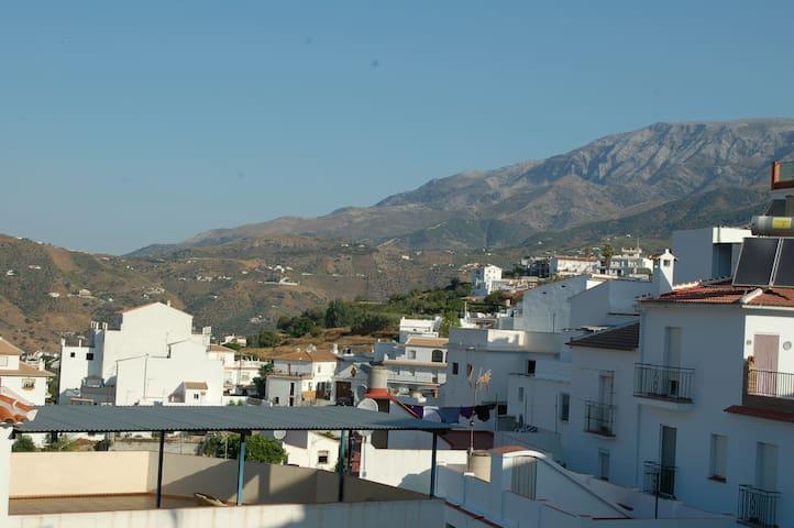 Casa Caliza (Calle Llano 9) Cómpeta