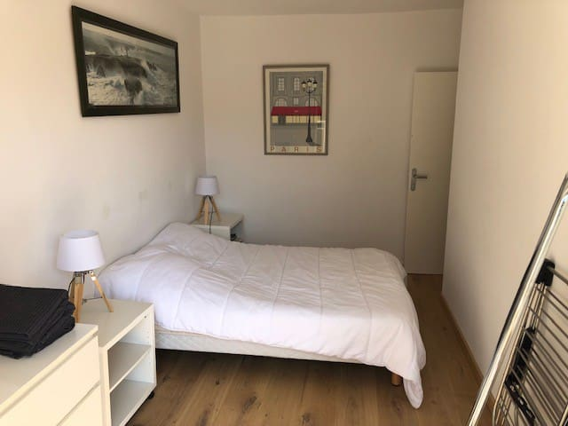 Appartement familial au Touquet