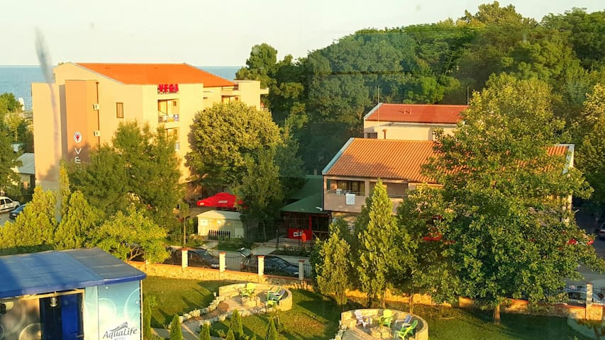 Amazing place at the Black Sea BG vega-kranevo - Varna