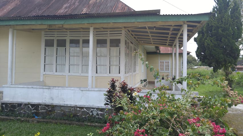 Traditional house near Bukit Tinggi