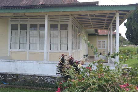 Traditional house near Bukit Tinggi