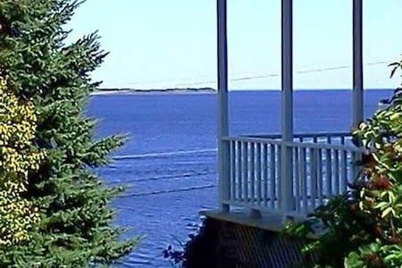 Maison avec vue sur le Lac