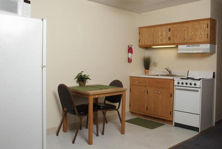 Great 1 bhk in the heart of downtown state college
