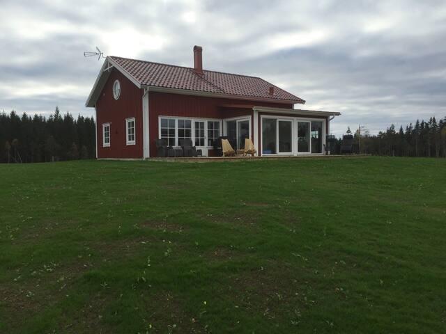 Naturstuga i Lida sjötorp 3.11 - Smålands Burseryd