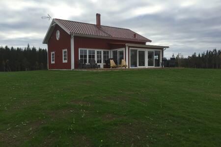 Naturstuga i Lida sjötorp 3.11 - Smålands Burseryd - Szállás a természetben