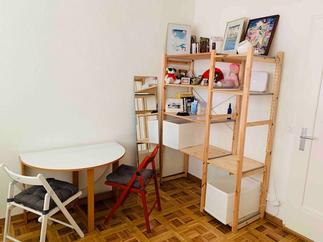 Cozy small studio in the city center