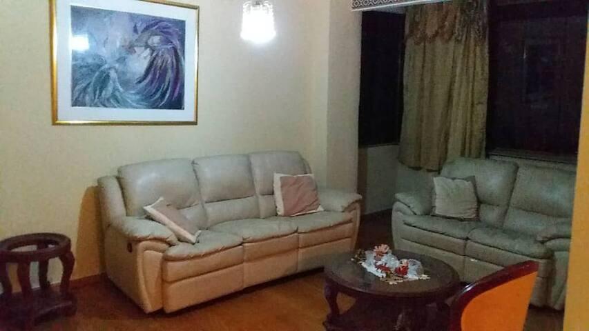 Bonito y comodo apartamento