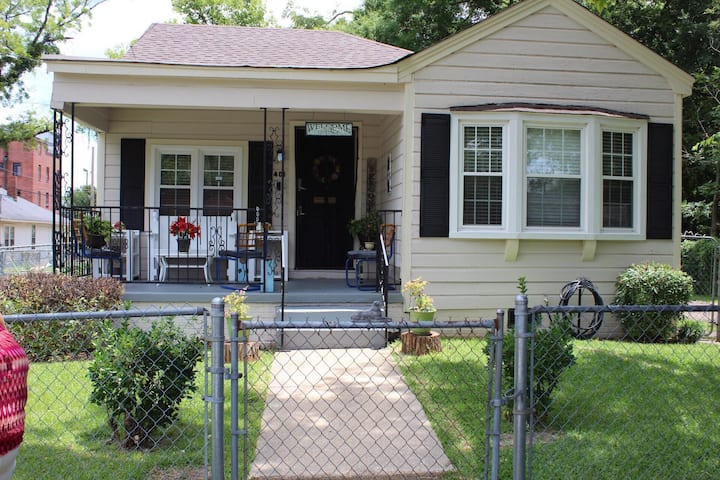 Best Room-3 mins to downtown Montgomery