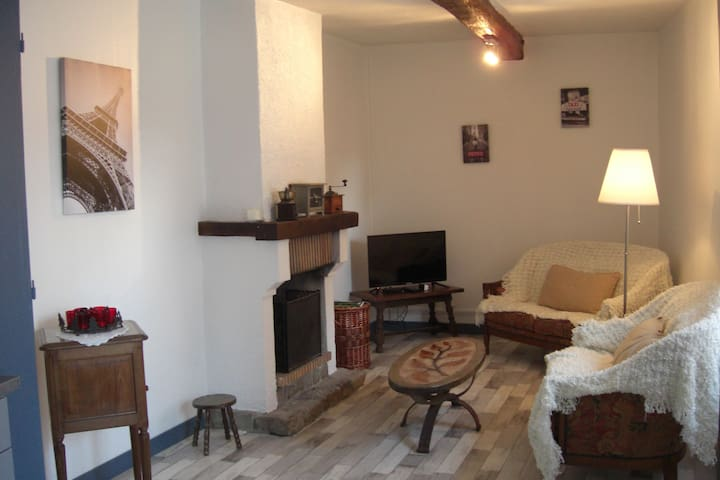 La  petite maison à la campagne