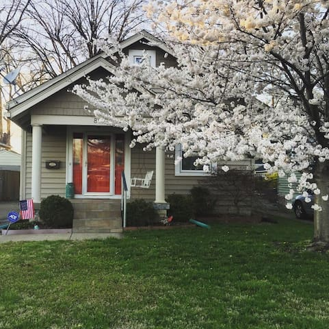 Charming home in the heart of Louisville