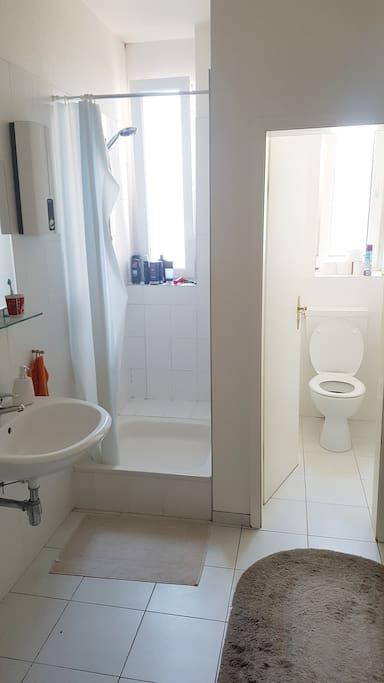 Bad / bathroom