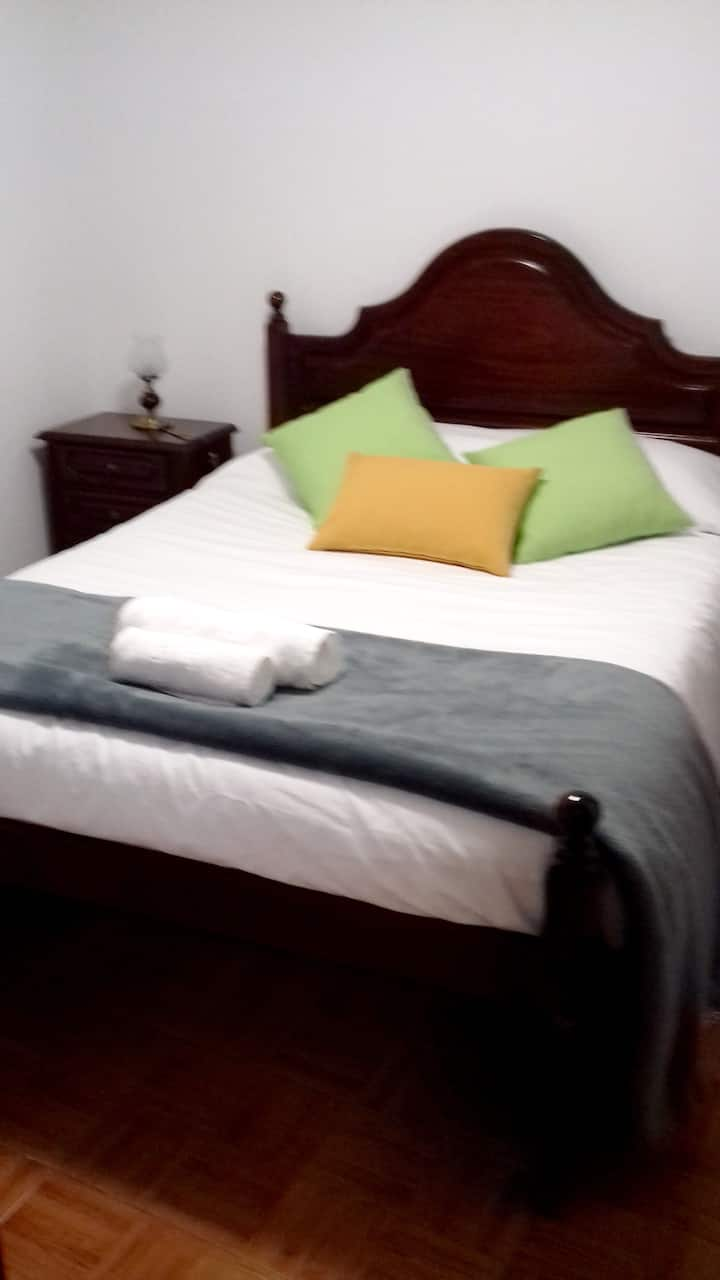 Studio in Ribeira Brava, with wonderful sea view and WiFi - 800 m from the beach