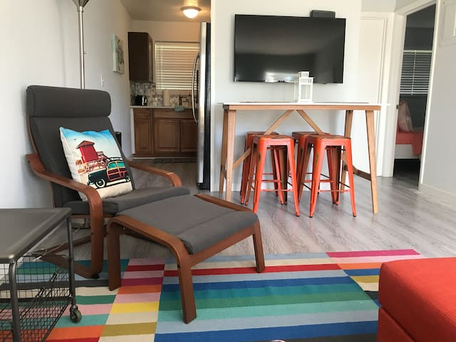 Best Place to Stay in Delray (2 Bdr)