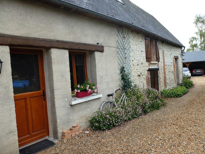 Maison complète charmant village 4 chambres