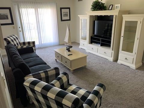 Updated Oshkosh Apartment with Fox River Views