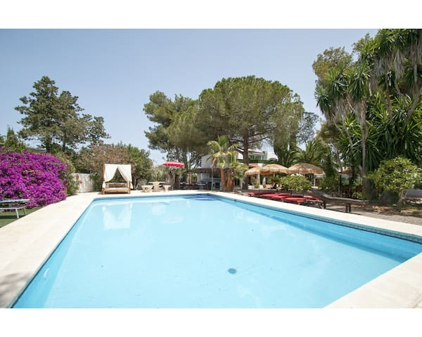 VILLA CASA ARCADIA - Ibiza - POOL - Santa Eulària des Riu