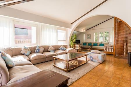 Magnifique villa plage-20min Rabat - Huis