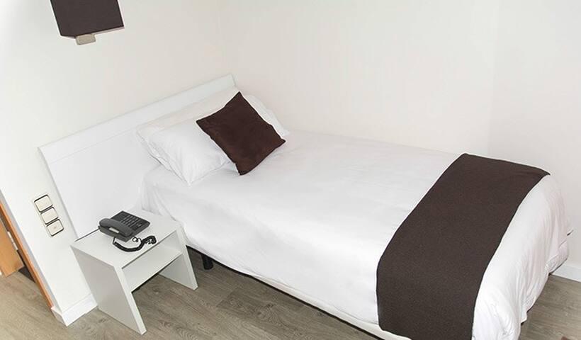 habitación independiente  Amunategui