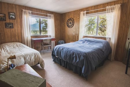 Mountain View Room with Private Bathroom