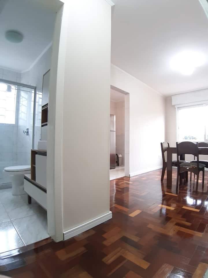 Excelente apartamento (custo/benefício).