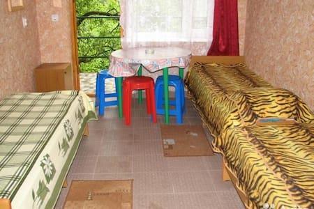 Номера-эконом класса в частном доме - Bed & Breakfast