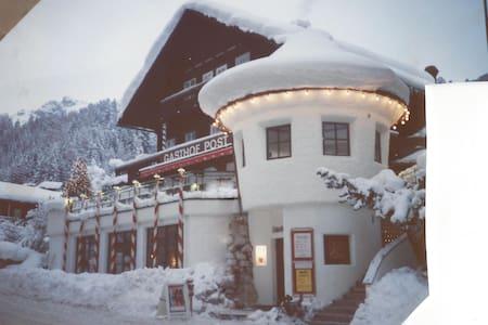 Gasthaus Post - Mühlbach am Hochkönig - Bed & Breakfast