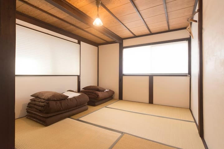 Guesthouse Hitotomaru(Private roomA : 1-3person)