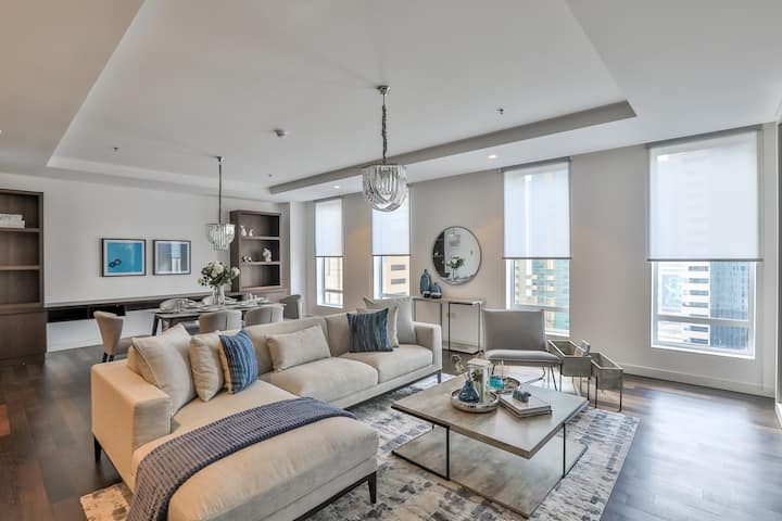 Centrally Located DIFC, Luxurious Limestone House