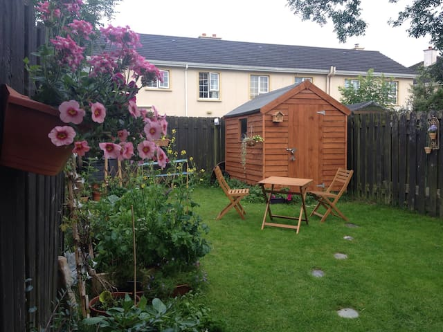 Peaceful, comfy double room in the suburbs - Galway - Dom