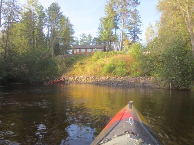 Wonderful cabin on the Brule River