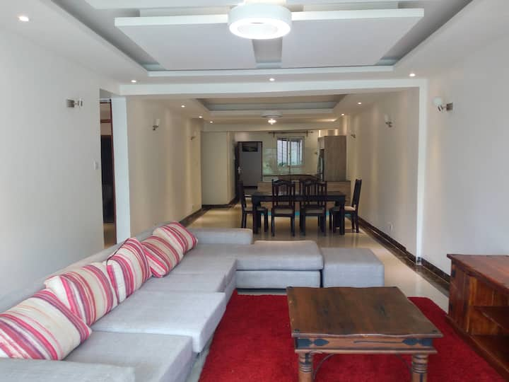 Kitisuru Terraces - 2br. fully furnished apartment