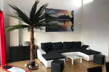 Montainview Eiger, Mönch und Jungfrau - Thun - Apartament