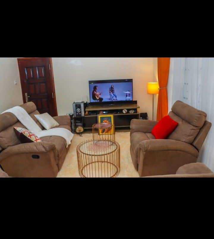 Fully Furnished 2bdrm Ensuite Appartment in Ruaka.