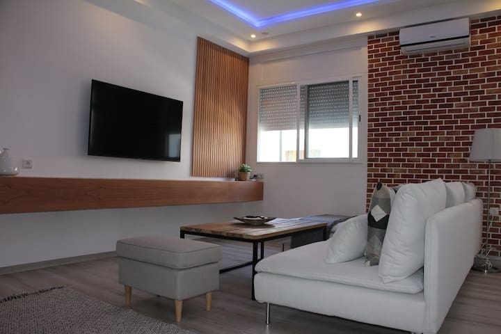 New Luxury Apartment 3- Best Location in Rabat