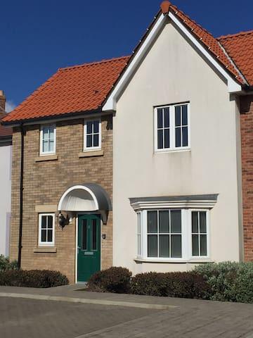 ADMIRALS COTTAGE - North Yorkshire - Casa