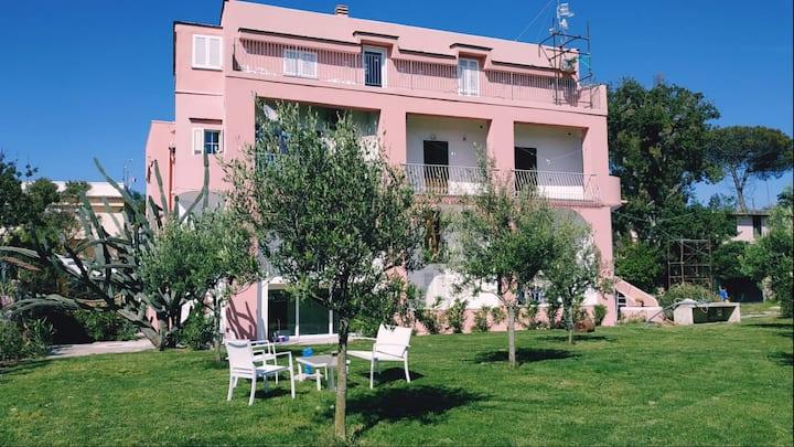 Casa Antonio panoramica +ebike FREE Mare 3 minuti