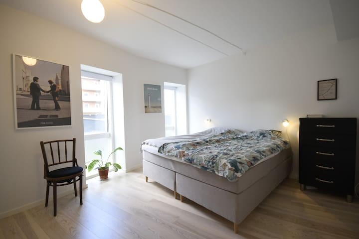 Cosy and modern room in the heart of Aarhus
