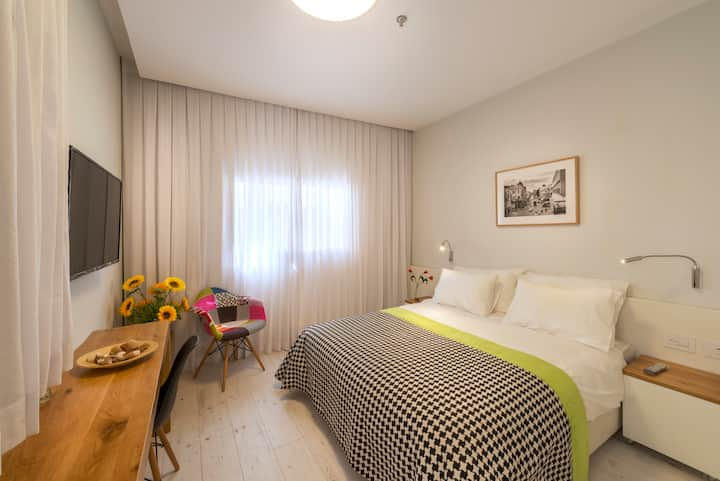 Designed boutique rooms - In Dizengoff 208